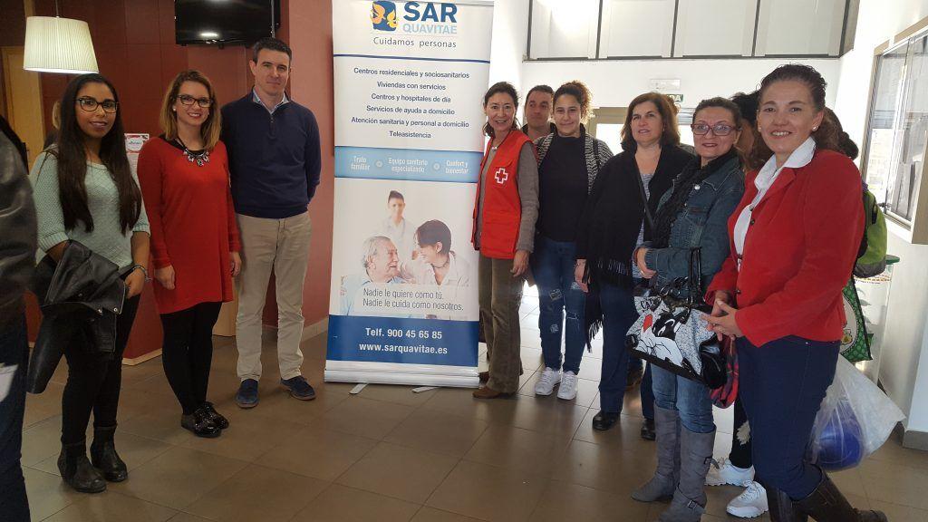 Visita Residencia Micaela Aramburu - Sar Quavitae