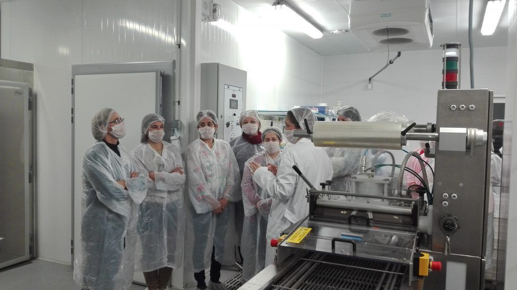 Visita Instalaciones Aramark Almería