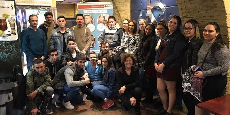 """Éxito en el desarrollo del Proyecto """"Aprender Trabajando para Jóvenes de Garantía Juvenil"""" en Almería"""