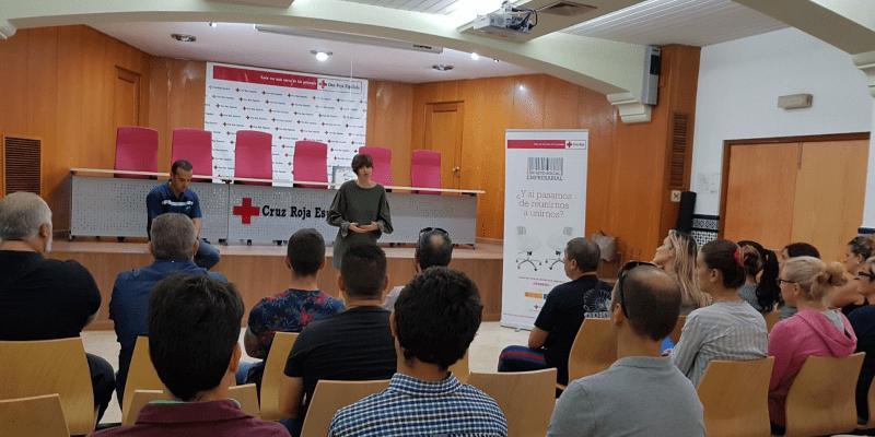 Unión entre la empresa Greenmed y el Plan de Empleo de Cruz Roja en Huelva