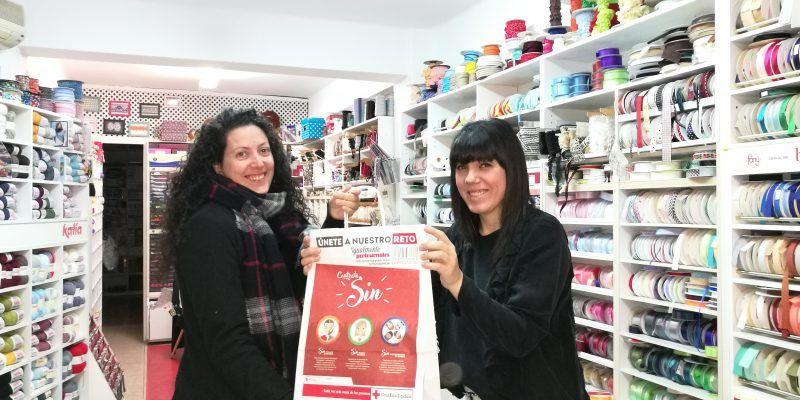 El sector de comercio en Huelva se une a la Campaña Igualmente Profesionales