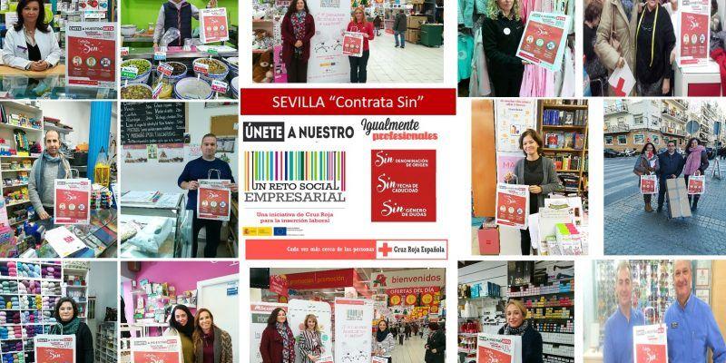 """Sevilla """"Contrata Sin"""""""