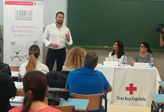 Desarrollo de la Mesa de Diálogo sobre el Sector del Comercio en Sevilla