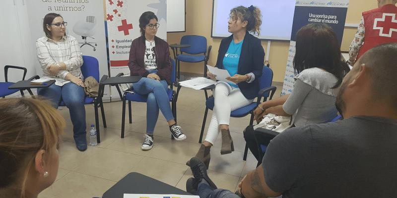 Unión entre CLC World y Cruz Roja Española para mejorar el acceso al empleo de las personas