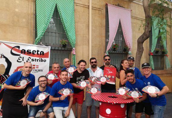 La Campaña Contrata SIN, sofoca el calor de la Feria de Almería