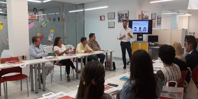 Cruz Roja Española reúne a empresas en El Puerto de Santa María, para analizar los Recursos Humanos desde la diversidad.
