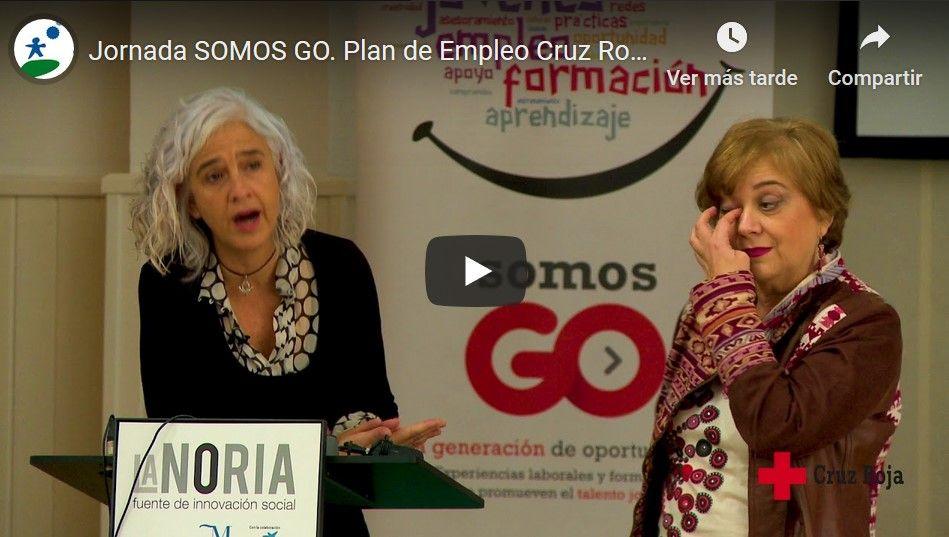 Jornada SOMOS GO Málaga