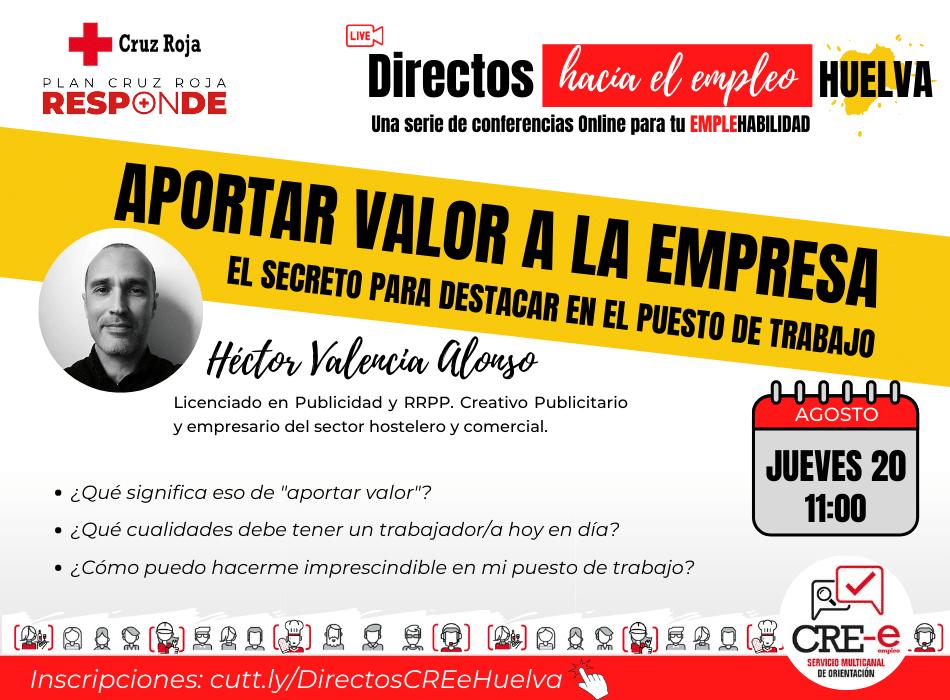 directos empleo Huelva