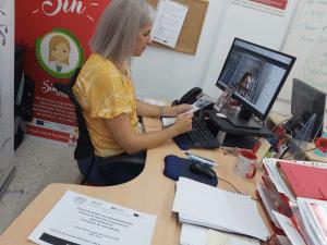 Entrenamiento en procesos de selección de personal virtual con LT Limpieza de Comunidades