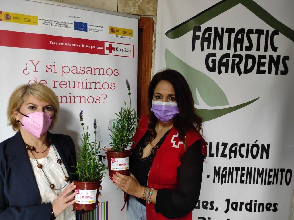 Foto Alianza Igualdad y Diversidad. Fantastic Garden